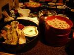 2007夏の京都 2日目夕食