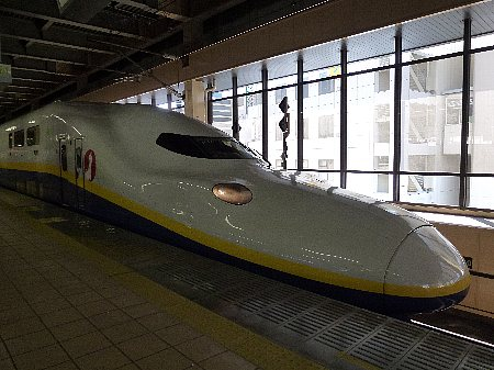 新幹線(回送)