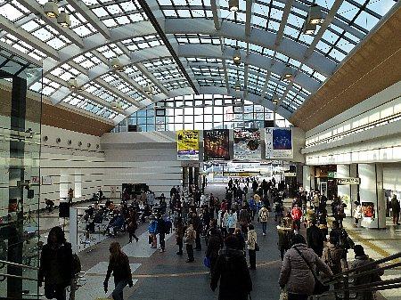 JR長野駅コンコース街角コンサート