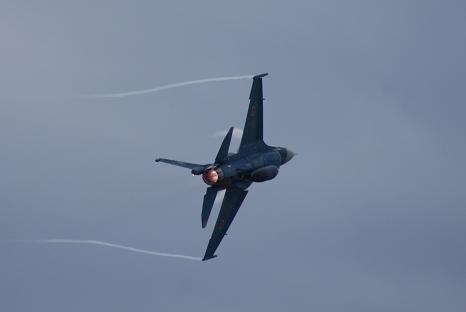 戦闘機アクロバット1