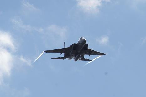 戦闘機アクロバット5
