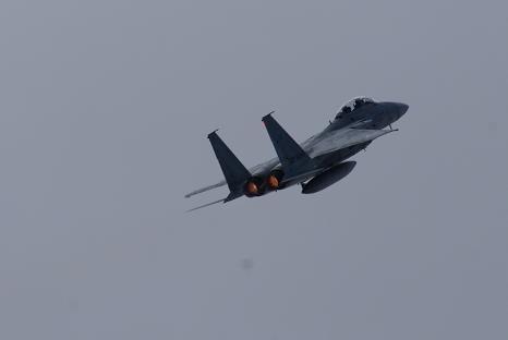 戦闘機アクロバット6