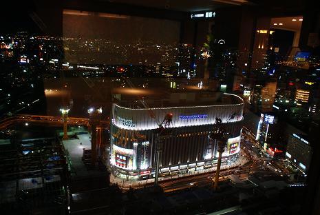 アクティ大阪展望台