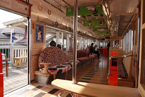 たま電車車内3