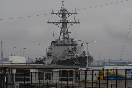 米海軍イージス艦