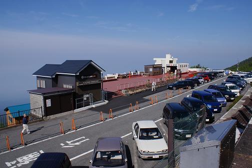富士山五合目売店