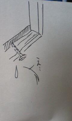 今日の絵日記(7月30日)