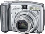 新カメラA721IS