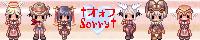 †オォフsorry†