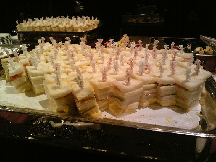 ケーキではないw
