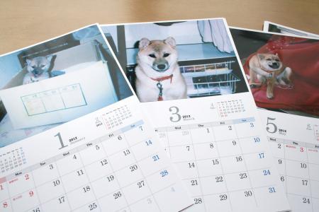 ももえちゃんカレンダー
