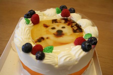cherryさんの素敵ケーキ