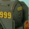 「銀河鉄道999」より999号(バンダイ