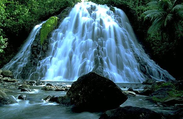 ケプロイの滝
