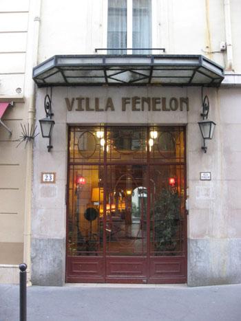 ホテルVilla Fenelon