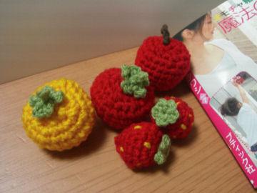 果物と野菜のエコタワシ