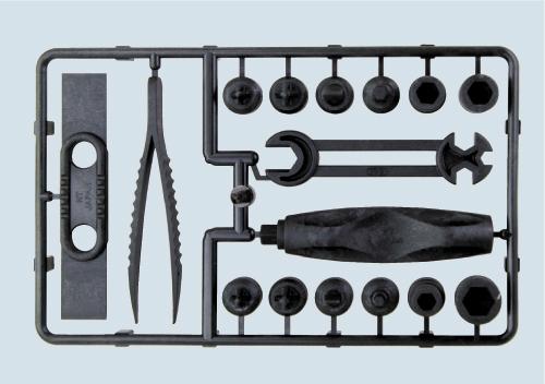 エヌティ株式会社 強化プラスチック製工具セット「PD-300P」