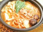 熱々キムチ鍋