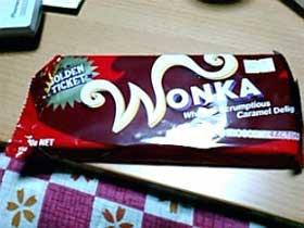 むっちゃ甘いっすウォンカさん。