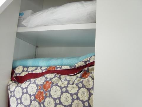 ニコライの寝所