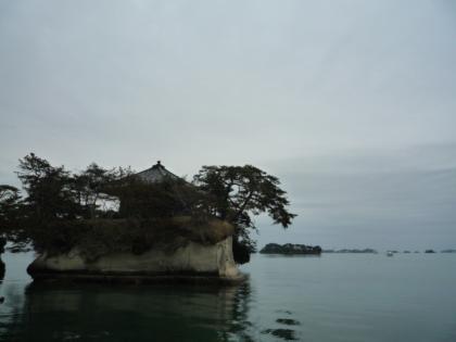 どんより松島