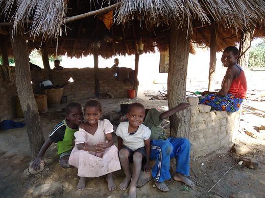Children, Namwianga, Kalomo, ZAMBIA