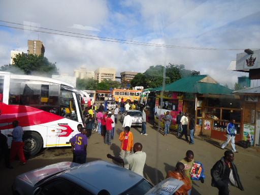 Intercity, Lusaka, ZAMBIA
