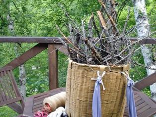 焚き木採り(ブログ用)