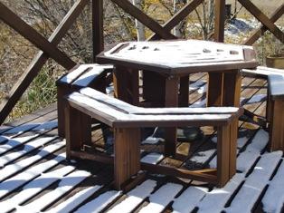 2009年初雪(ブログ用)