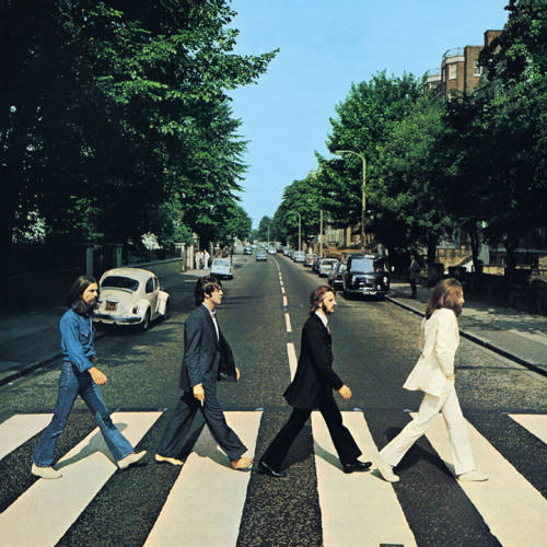 THE BEATLES「Abbey Road」Album ('69)
