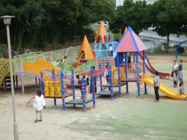 神戸運動総合公園