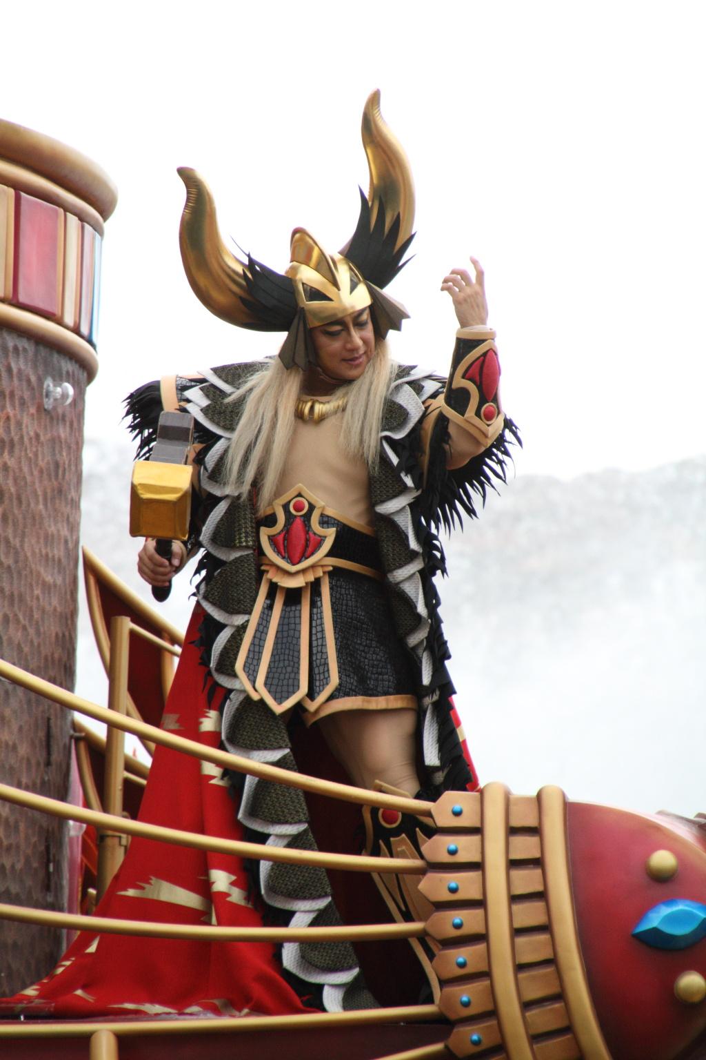 西洋風歌舞伎役者