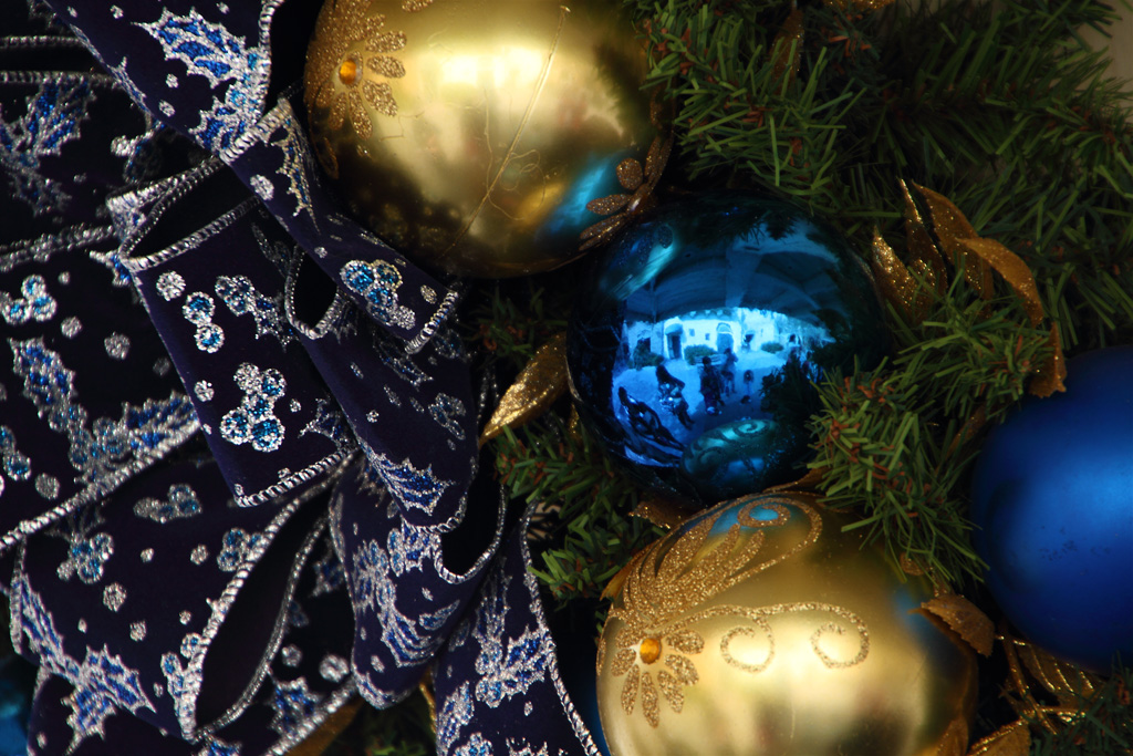 ミラマーレのクリスマスデコレーション