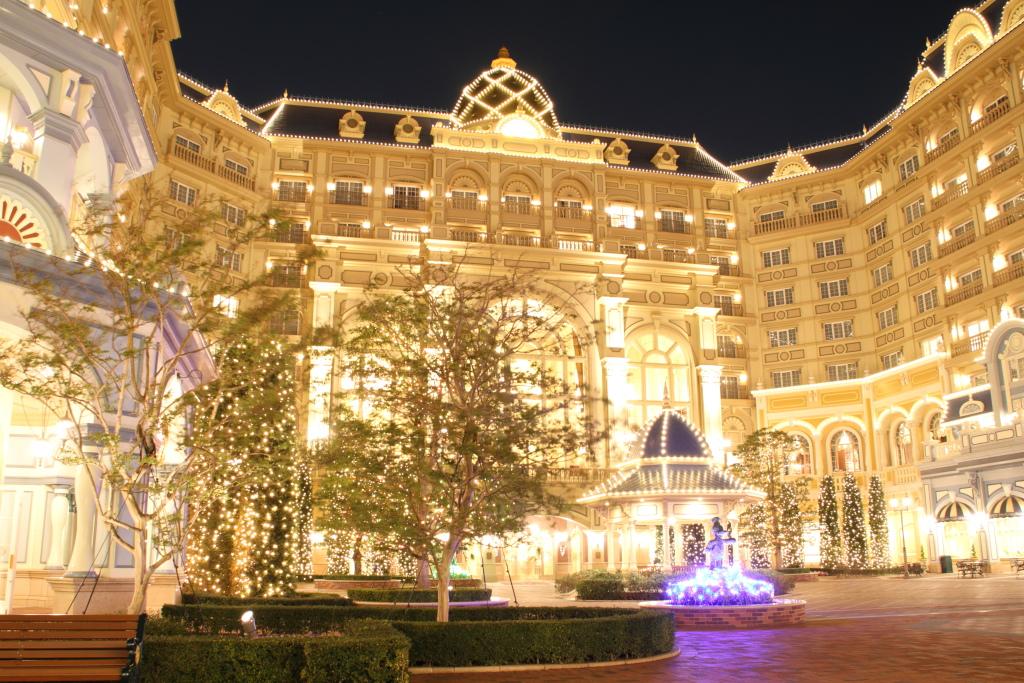 黄金のホテル