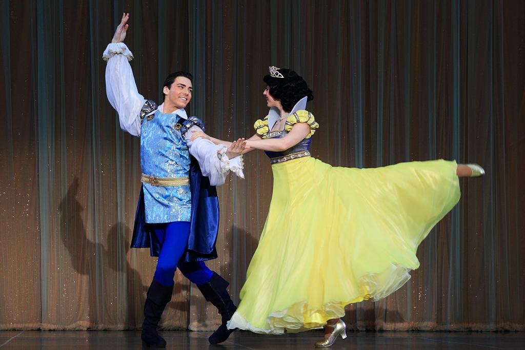 シンデレラと王子さま