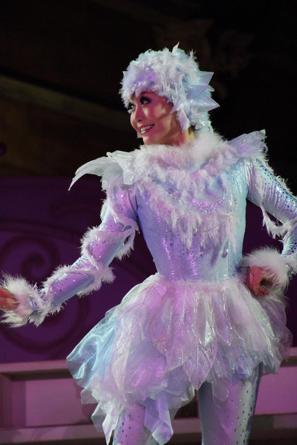 クリスマス・ウィッシュのダンサーさん