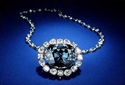呪いのホープダイヤモンド