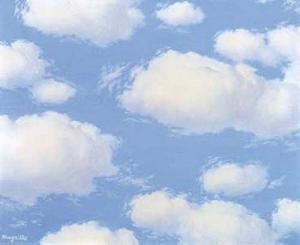 マグリットの空