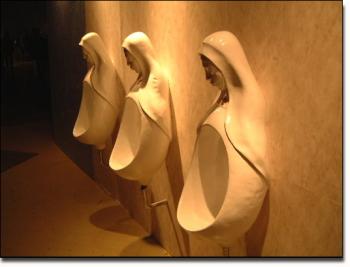 マリアのトイレ