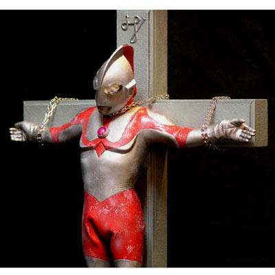 鎖十字のイメージトラマン