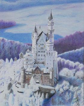 フリードリッヒのお城