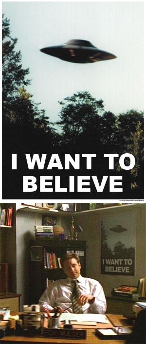 信じてます