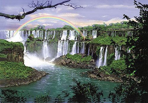 滝らしい滝