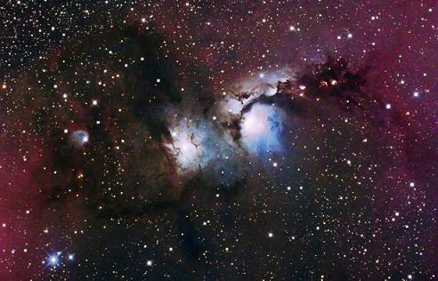M19星雲