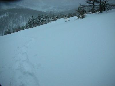 s-08年3月20日 黒斑山 (木)雪  004