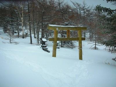 s-08年3月20日 黒斑山 (木)雪  037