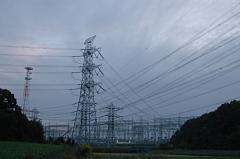 東福島幹線392号鉄塔