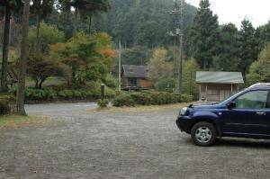 あづま森林公園駐車場