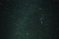 2001しし座流星群