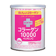 コラーゲン製品はピンク系統が多い